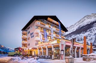 Switzerland, Zermatt, Täsch, Hotel Matterhorn-Inn