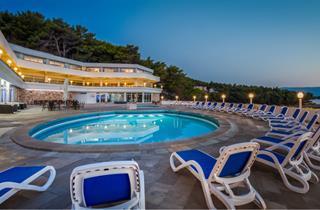 Croatia, Dalmatia, Jelsa, Adriatiq Resort Fontana Deluxe