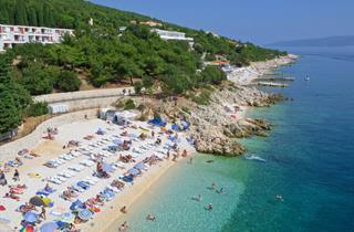 Croatia, Istria, Rabac, Hotel Allegro