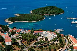 Croatia, Istria, Vrsar, Hotel Pineta