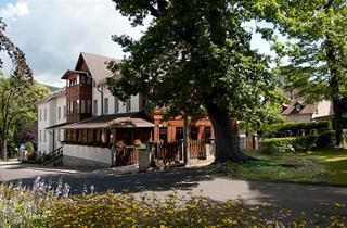 Poland, Świeradów, Polish Mountains, Świeradów-Zdrój, Hotel Świeradów