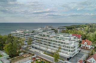 Poland, Baltic Sea Coast, Mielno, Dune Beach Resort