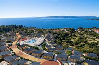 Croatia, Kvarner Gulf, Krk, Krk Premium Camping Resort