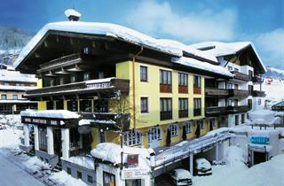 Austria, Saalbach Hinterglemm Leogang Fieberbrunn, Saalbach, Hotel Panther