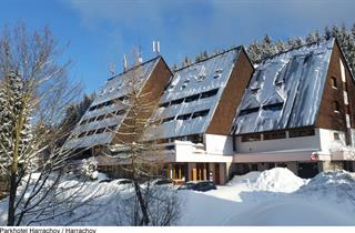 Czech Republic, Certova Hora-Harrachov, Harrachov, Hotel Harrachov