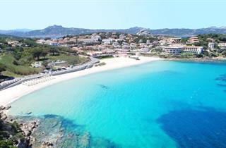 Italy, Sardinia, Arzachena, Club Hotel Cormorano
