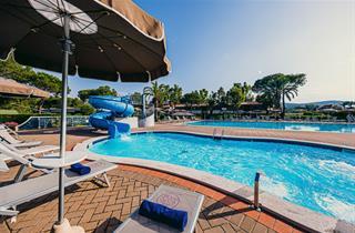 Italy, Tuscany, Follonica, Golfo Del Sole Resort