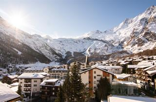 Switzerland, Saas Fee – Saastal, Saas Fee, Walliserhof Grand-Hotel & Spa