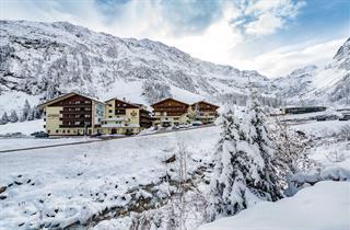 Austria, Stubaital, Mutterbergalm, Alpensporthotel Mutterberg