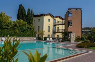 Italy, Lake Garda, Sirmione, Hotel The Ziba