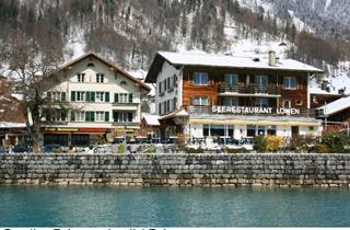 Switzerland, Meiringen Hasliberg, Brienz, Hotel Brienzerburli & Weisses Kreuz
