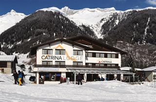 Switzerland, Disentis, Hotel Catrina Lodge