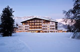 Switzerland, Flims Laax Falera, Flims, Hotel Soldanella by Adula