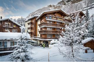 Switzerland, Zermatt, Best Western Hotel Butterfly