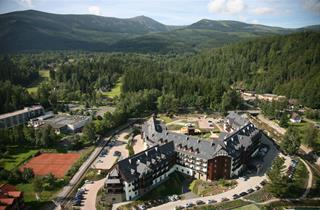 Poland, Karpacz, Polish Mountains, Hotel Sandra Spa