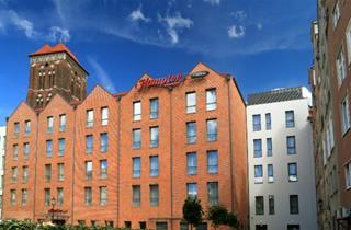 Poland, Gdansk, Hotel Hampton by Hilton Gdańsk Old Town