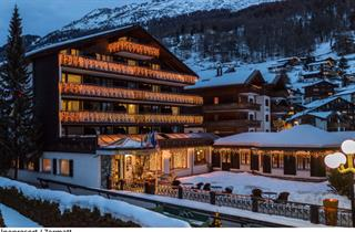 Switzerland, Zermatt, Alpen Resort