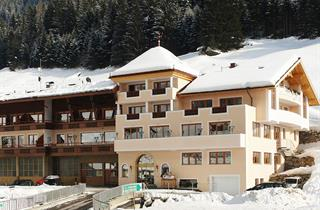 Austria, Ischgl, Kappl, Hotel first mountain