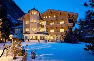 Austria, Zillertal, Mayrhofen, Garni Glockenstuhl