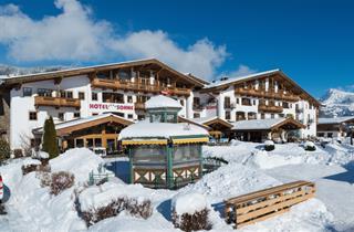 Austria, Kitzbuhel Alps, Kirchberg, Hotel Sonne