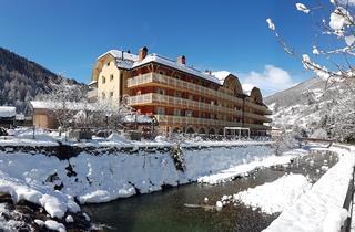 Italy, Adamello Ski, Ponte di Legno, Residence Club