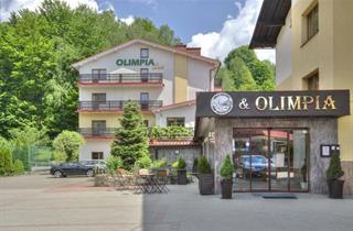 Poland, Szczyrk, Polish Mountains, Hotel Olimpia Lux