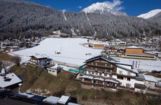 Austria, Stubaital, Fulpmes, Hotel Habicht