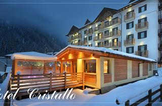 Italy, Val di Sole, Pejo, Hotel Cristallo