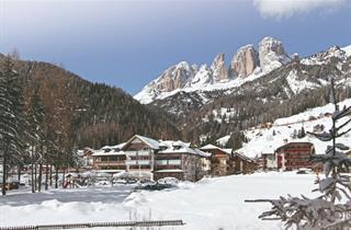 Italy, Val di Fassa - Carezza, Campitello di Fassa, Park Hotel Diamant