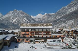 Italy, Bormio / Alta Valtellina, Bormio, Hotel Funivia