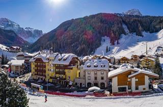 Italy, Val Gardena - Groeden, Selva di Val Gardena, Hotel Corona s
