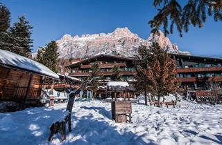 Italy, Alta Badia, San Cassiano, Hotel Ciasa Salares