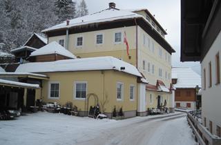Austria, Bad Kleinkirchheim, Hotel Kirchenwirt