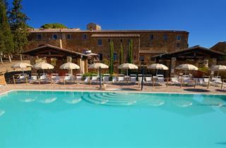 Italy, Tuscany, Campiglia Marittima, Apartments Antico Borgo Casalappi