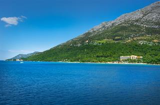 Croatia, Dalmatia, Orebić, Aminess Grand Azur Hotel
