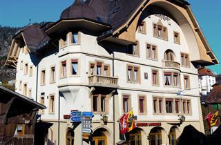 Switzerland, Gstaad Saanen, Saanen-Gstaad, Landhaus