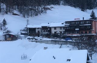 Switzerland, Arosa - Lenzerheide, Wiesen, Hotel Sonnenhalde