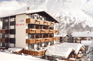 Szwajcaria, Saas Fee, Hotel Alpenlodge Etoile s