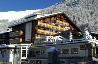 Switzerland, Zermatt, Hotel La Couronne s