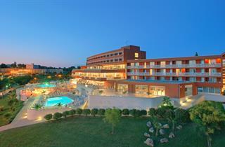 Chorwacja, Istria, Poreč, Hotel Albatros Plava Laguna