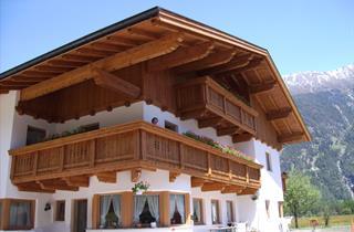 Austria, Oetztal - Soelden, Längenfeld, Apartments HOLZKNECHT