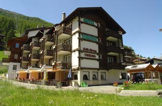 Szwajcaria, Saas Fee, Hotel Europa & Annex Europa