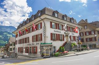 Switzerland, Adelboden Lenk, Frutigen, Landhaus Adler