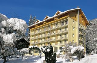 Switzerland, Jungfrau, Wengen, Hotel Wengener Hof
