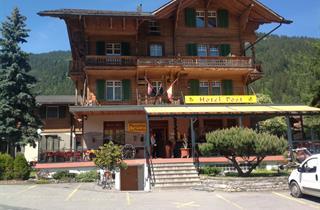 Switzerland, Gstaad Saanen, Zweisimmen, Hotel Post Vista