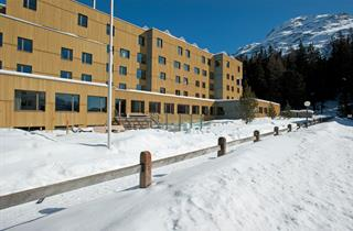 Switzerland, St. Moritz – Engadin, St. Moritz, Hotel Schweizer Jugendherbergen