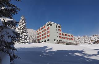 Switzerland, Arosa - Lenzerheide, Valbella, Hotel Schweizer Jugendherbergen