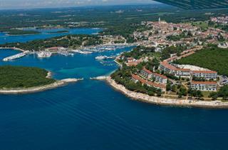 Croatia, Istria, Vrsar, Ferienanlage Belvedere