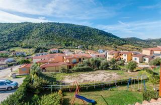 Italy, Sardinia, Budoni, Bouganvillage