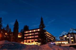 Switzerland, Arosa - Lenzerheide, Arosa, Hotel Robinson Arosa